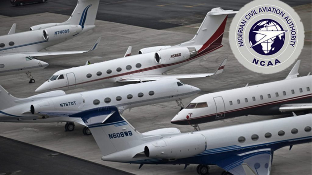 NCAA imposed fine on airlines