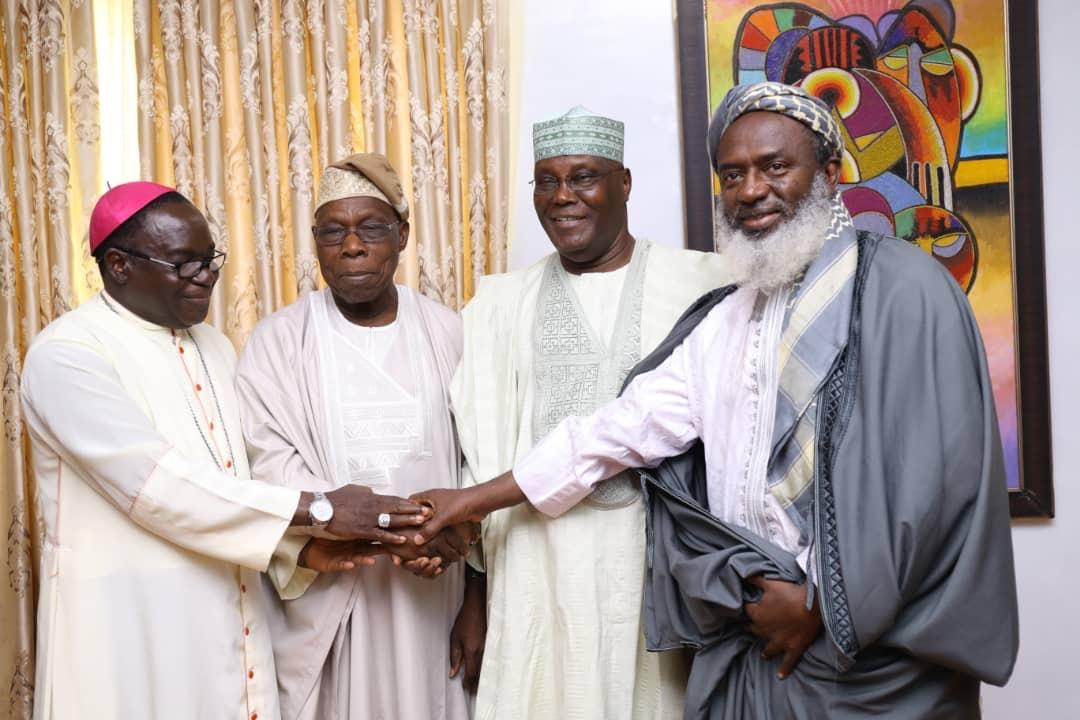 Full Text of Obasanjo's 'Atiku is President-to-be' Speech