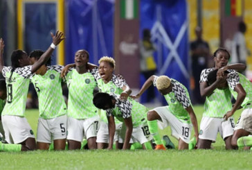 Nigeria's Super Falcons Defeat South Africa To Win 9th AWCON Title