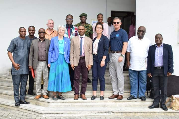 OGONI CLEANUP...I Came To See Things For Myself, Dutch Envoy, Pledges To Support The Process