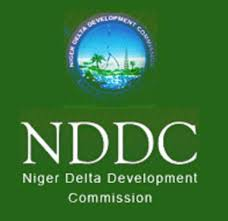NDDC  commission Road in Bayelsa