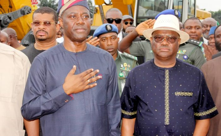 Rivers State Government flags off the construction of Rumuogba Flyover Bridge