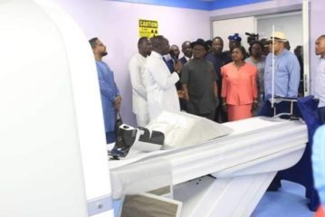 Quality Healthcare: Governor Wike commissions Re-Equipped Radiology Department of Rivers State University Teaching Hospital