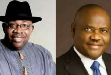 Wike rejects PDP'S intervention in disagreement with Dickson  .........want Dickson to resign from the Party
