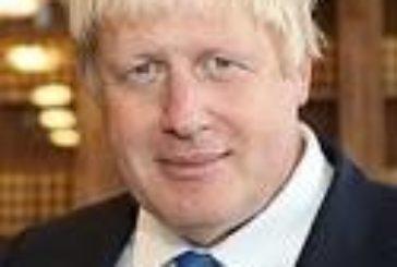 UK Prime Minister Boris Johnson tests positive to covid-19
