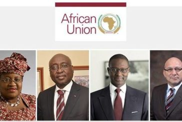 COVID-19: AU Appoints Okonjo-Iweala, 3 Others Special Envoys to Mobilise Funds for Africa