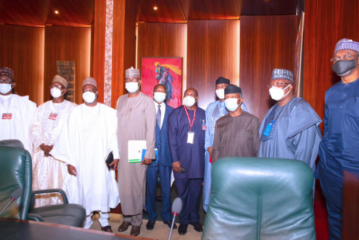 Buhari Carves out New Job for Osinbajo, Now Head, Executive-Legislative-Party Council