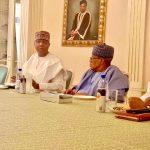Saraki leads PDP chieftains to IBB, Abdulsalami in Minna